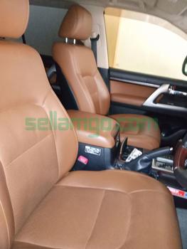 Toyota Land Cruiser ZX V8 2015